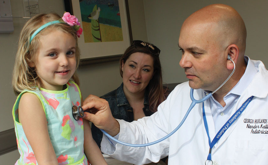 Pay My Ford Bill >> Pediatrics - Georgia Highlands Medical Services